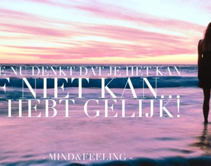 3 tips om negatieve gedachten te veranderen